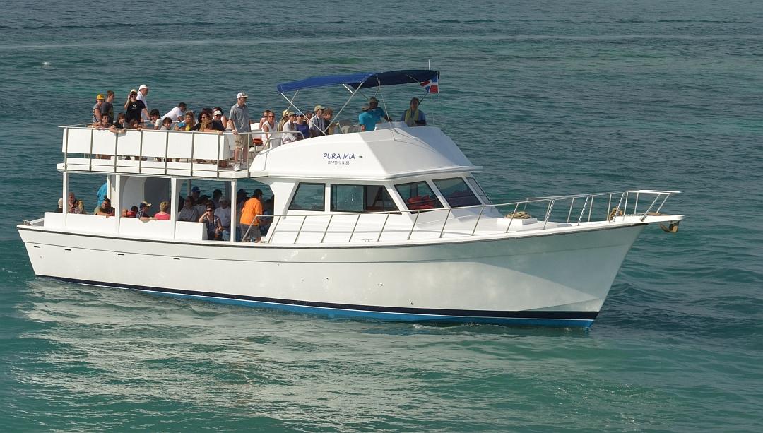 bateau PURA MIA