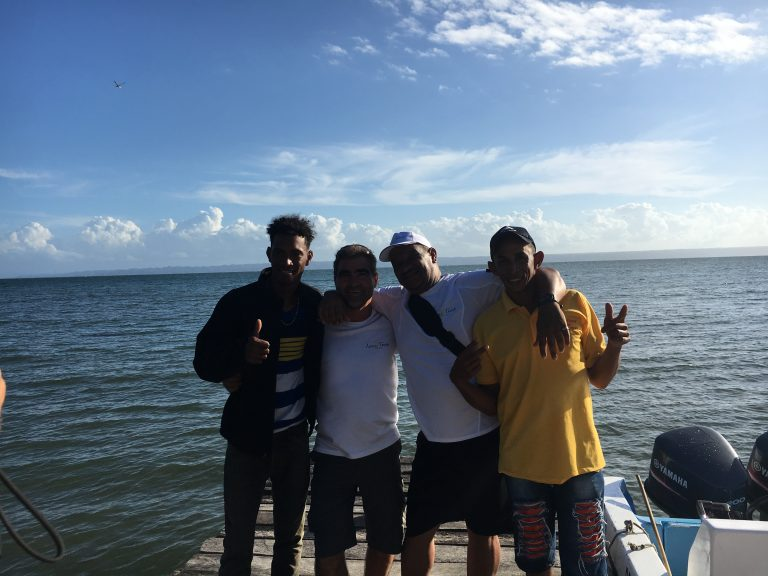Equipe Los Haïtises